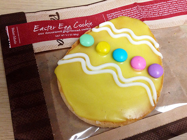 "Receiving this fun treat this Easter is sure to make you feel ""egg-stra"" special (Kelli Shiroma / Neon Tommy)."