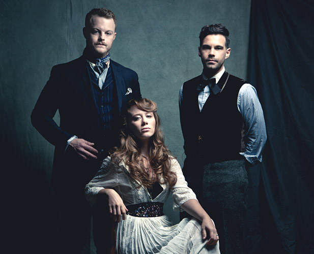 Newcomers The Lone Bellow (via Billboard).