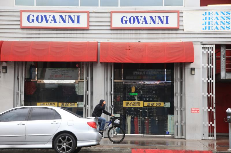 Govanni closed its factory in China last year because of lackluster sales. (Meng Meng/Neon Tommy)