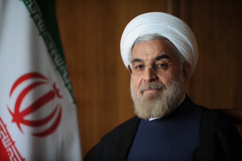 Iran's President Hassan Rouhani | Wikipedia