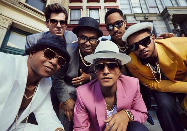 Mark Ronson and Bruno Mars have helped bring funk back into the mainstream. (iNathanHenry / Twitter)