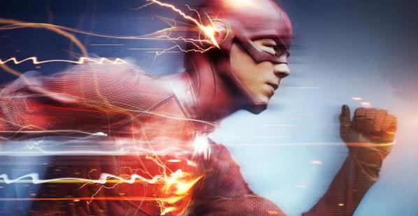 "CW's brand new show ""The Flash"" was just renewed for a second season. (@elonalumni / Twitter)"