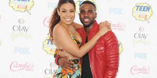 Jason Derulo and Jordin Sparks called it quits after 3 years together. (@Cosmopolitan / Twitter)