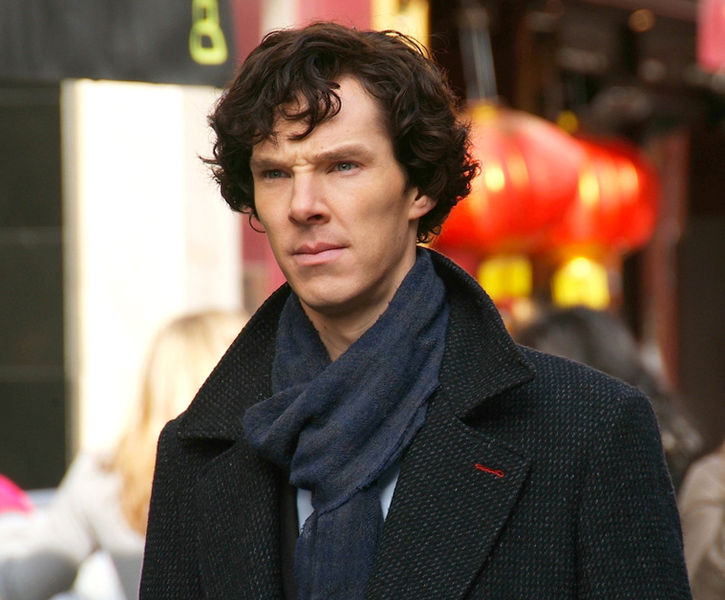 "Benedict Cumberbatch's portrayal of a modern day Sherlock Holmes in BBC's ""Sherlock"" has received nearly universal praise."