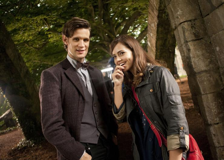 I was hesitant at first about Clara, but I'm looking forward to see what Coleman and Smith will bring to the table with the rest of the season. (BBC)